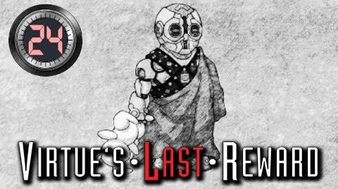 BEHIND THE MASK - Let's Play - Zero Escape Virtue's Last Reward - 24