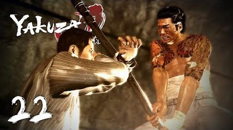 DRAGON OF DOJIMA - Let's Play - Yakuza - 22 - Walkthrough Playthrough
