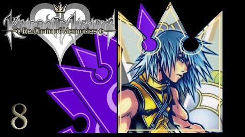 HERO OF DARKNESS - Let's Play - Kingdom Hearts Re Chain of Memories HD - 8 - Playthrough