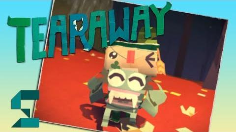 MY BEST FRIEND BARRY - Let's Play - Tearaway - 5