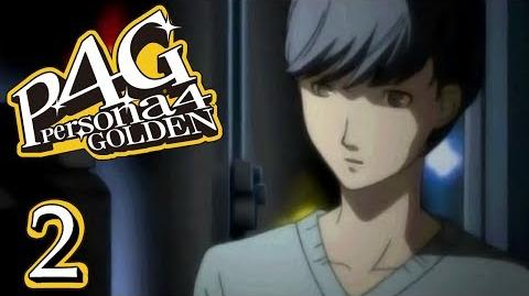 INSIDE THE TV - Let's Play - Persona 4 Golden - 2 - Walkthrough Playthrough