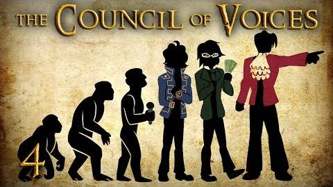 ORIGIN STORIES? - The Council of Voices - Episode 4