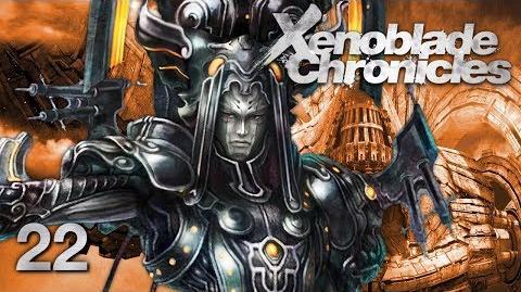 THE WAKING GIANT - Let's Play - Xenoblade Chronicles - 22 - Walkthrough Playthrough