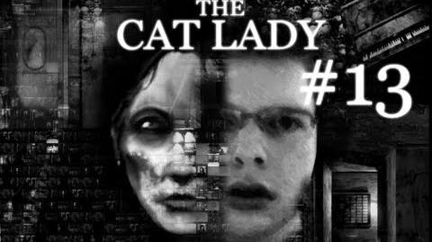 DEVIL CAME THROUGH HERE - Let's Cry - The Cat Lady - 13