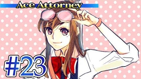 BLUE BADGER CONSPIRACY - Let's Play - Phoenix Wright Ace Attorney - 23