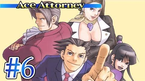 BET YOUR BISCUITS! - Let's Play - Phoenix Wright Ace Attorney - 6