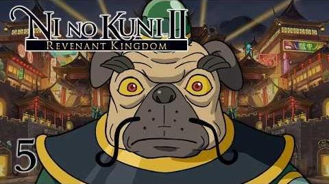 A GAME OF CHANCE - Let's Play - Ni no Kuni 2 Revenant Kingdom - 5 - Walkthrough Playthrough