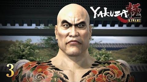 THE TIGER'S FANGS - Let's Play - Yakuza Kiwami - 3 - Walkthrough Playthrough