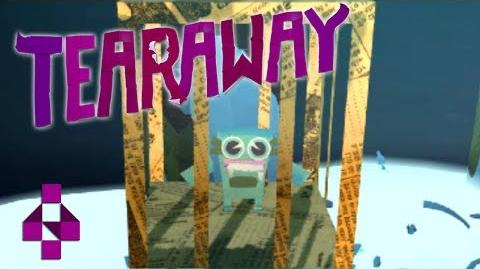 I'LL SAVE YOU, BARRY! - Let's Play - Tearaway - 8
