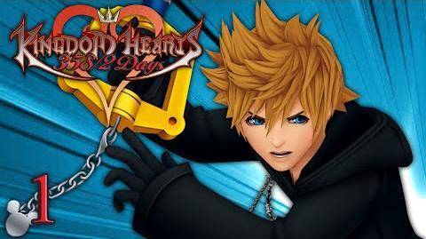 THE KEY OF DESTINY - Let's Play - Kingdom Hearts 358 2 Days - 1 - Walkthrough Playthrough