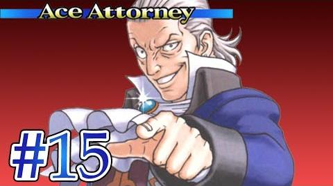 DON'T TASE ME, BRO! - Let's Play - Phoenix Wright Ace Attorney - 15