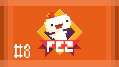HUNTING FOR ANTICUBES - Let's Play - Fez - 8