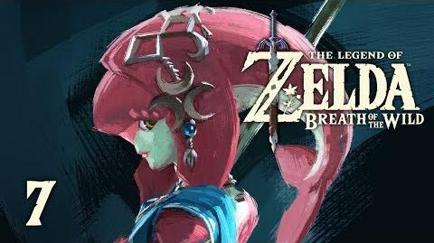 I'LL PROTECT YOU - Let's Play - The Legend of Zelda Breath of the Wild - 7 - Walkthrough