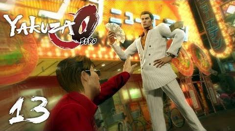 MONEY BATTLE - Let's Play - Yakuza - 13 - Walkthrough Playthrough