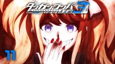 THE DESPAIR - Danganronpa 3 The End of Hope's Peak Academy - Side Despair - 11 - Reaction & Review