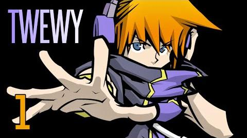 THE REAPER'S GAME - Let's Play - The World Ends With You - 1 - Walkthrough Playthrough