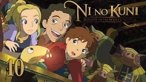 A CITY OF PIGS - Let's Play - Ni no Kuni Wrath of the White Witch - 10 - Walkthrough Playthrough