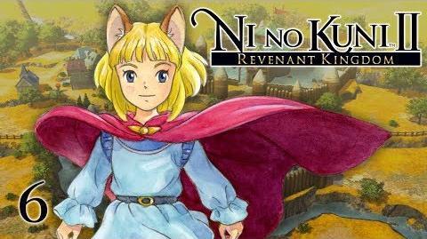 BUILDING A KINGDOM - Let's Play - Ni no Kuni 2 Revenant Kingdom - 6 - Walkthrough Playthrough