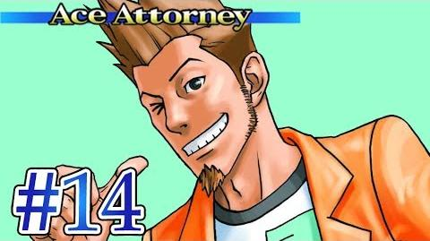 LARRY TO THE RESCUE! - Let's Play - Phoenix Wright Ace Attorney - 14