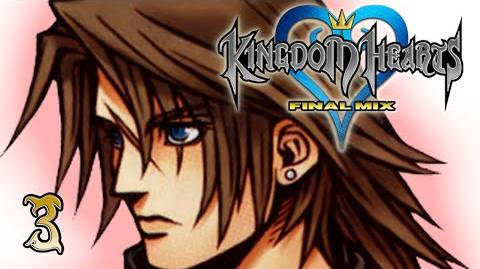 THE LION'S HEART - Let's Play - Kingdom Hearts Final Mix HD - 3 - Walkthrough Playthrough