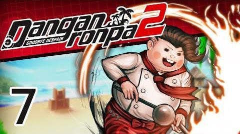 THE FIRST VICTIM - Let's Play - Danganronpa 2 Goodbye Despair - 7 - Walkthrough Playthrough