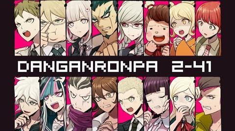 THE TRAITOR - Let's Play - Danganronpa 2 Goodbye Despair - 41 - Walkthrough Playthrough