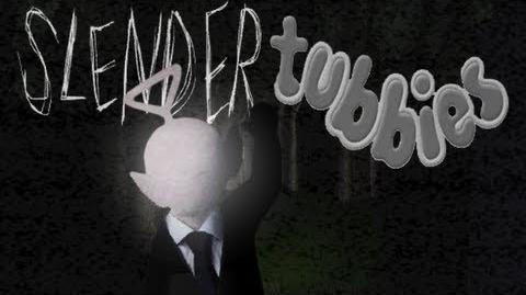 SLENDER MEETS TELETUBBIES - Let's Cry - Slendytubbies