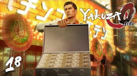 THE FIVE BILLIONAIRES - Let's Play - Yakuza - 18 - Walkthrough Playthrough