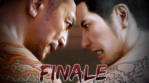 TWO DRAGONS - Let's Play - Yakuza - 47 - Ending - Walkthrough Playthrough