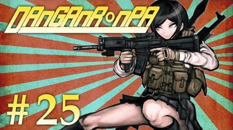 WOLF OF RAGNAROK - Let's Play - Dangan Ronpa Trigger Happy Havoc - 25