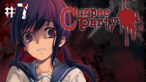 WORST GAME OVER EVER - Let's Cry - Corpse Party - 7