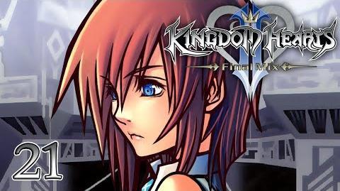 REUNITED AT LAST - Let's Play - Kingdom Hearts 2 Final Mix HD - 21 - Walkthrough Playthrough