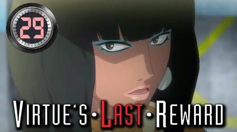THE TRUTH ABOUT ALICE - Let's Play - Zero Escape Virtue's Last Reward - 29