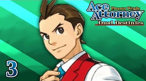 HERE COMES JUSTICE - Let's Play - Phoenix Wright Ace Attorney Dual Destinies - 3 - Playthrough