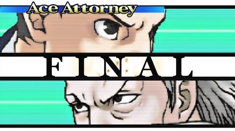 THE FINAL BATTLE - Let's Play - Phoenix Wright Ace Attorney - 16