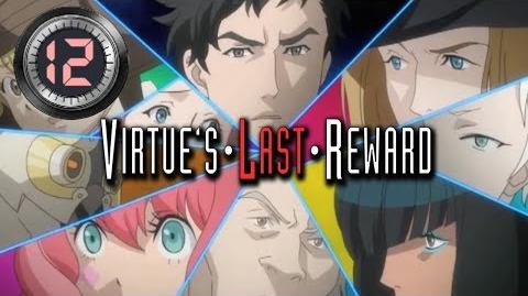A TENTH PERSON? - Let's Play - Zero Escape Virtue's Last Reward - 12