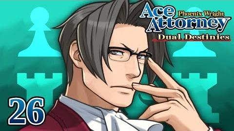 CHIEF PROSECUTOR - Let's Play - Phoenix Wright Ace Attorney Dual Destinies - 26 - Playthrough