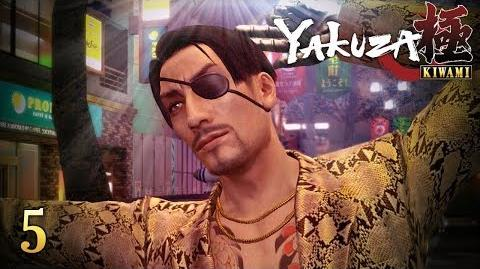 MAJIMA LOVES KIRYU - Let's Play - Yakuza Kiwami - 5 - Walkthrough Playthrough