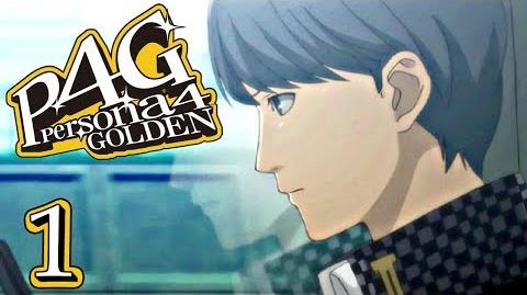 AND SO IT BEGINS - Let's Play - Persona 4 Golden - 1 - Walkthrough Playthrough