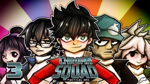 IT'S MORPHIN' TIME! - Let's Play - Chroma Squad - 3 - Walkthrough Playthrough
