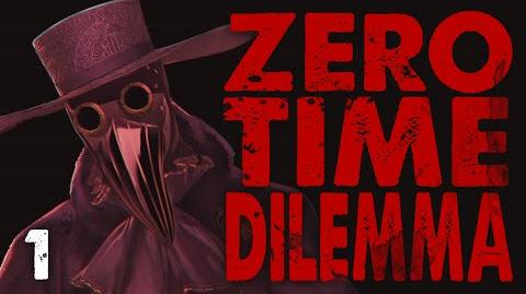TIME TO DECIDE - Let's Play - Zero Escape Zero Time Dilemma - 1 - Walkthrough Playthrough