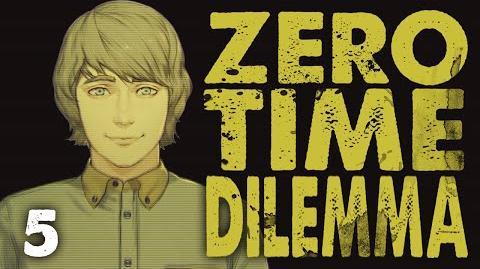REMEMBER TO SMILE - Let's Play - Zero Escape Zero Time Dilemma - 5 - Walkthrough Playthrough