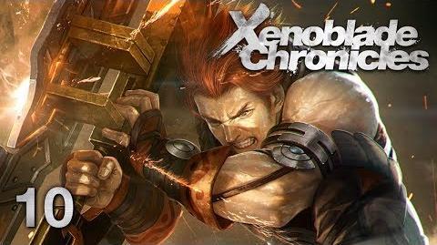 REBUILDING COLONY 6 - Let's Play - Xenoblade Chronicles - 10 - Walkthrough Playthrough