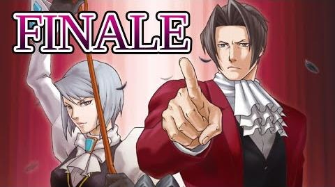 THE PERFECT TRUTH - Let's Play - Ace Attorney Investigations Miles Edgeworth - 20 - Ending