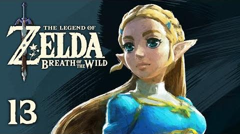 DUTY-BOUND - Let's Play - The Legend of Zelda Breath of the Wild - 13 - Walkthrough Playthrough