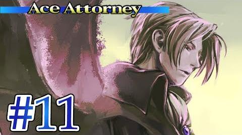 EDGEWORTH'S PAST - Let's Play - Phoenix Wright Ace Attorney - 11