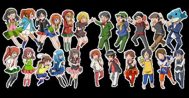 Nico character