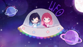 Hikaru miseru UFO