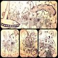 Shack illustrations
