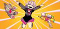 Nanawoakari wants to be happy